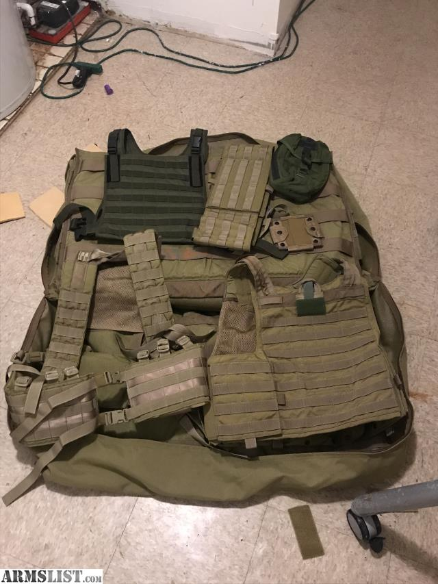 ARMSLIST - For Sale/Trade: Eagle Industries SFLCS Military