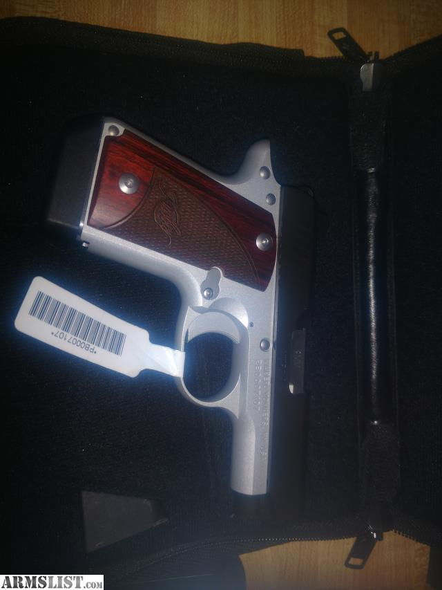 ARMSLIST - For Sale/Trade: Kimber Micro 9 2 tone