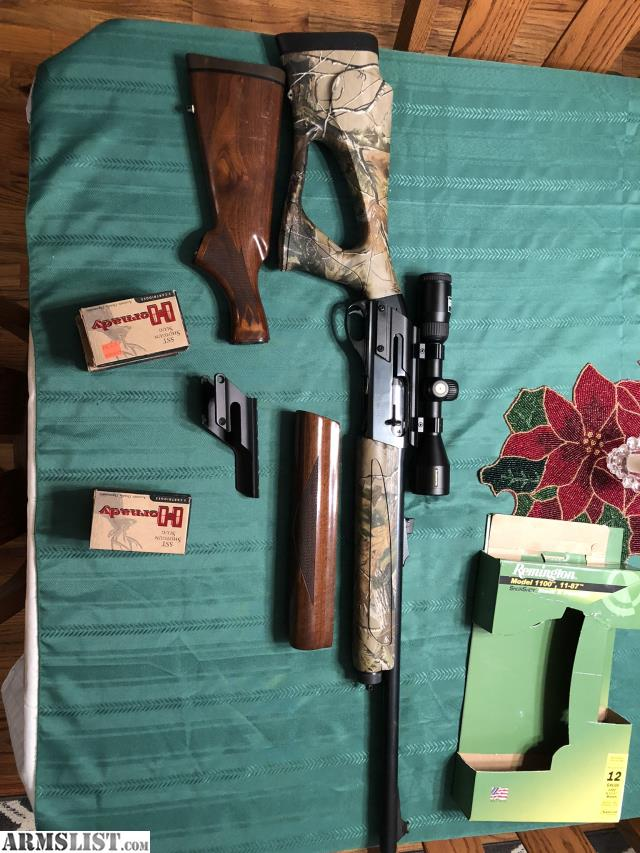 ARMSLIST - For Sale: Remington 11-87 Premier Slug Gun with