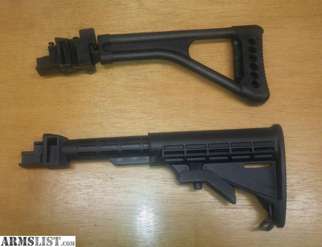 ARMSLIST - For Sale: Romanian WASR AK-47 AKM 922r compliant