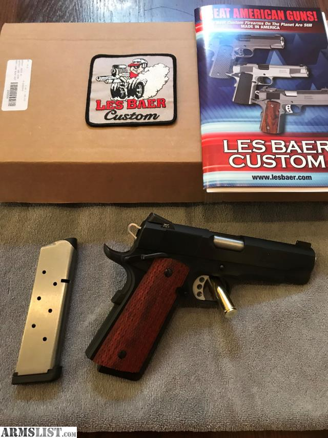 ARMSLIST - For Sale: Les Baer Custom UTC (Ultimate