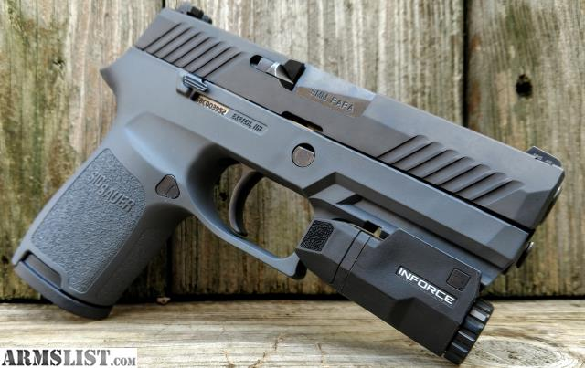 ARMSLIST - For Sale: Sig P320 grip module ONLY!