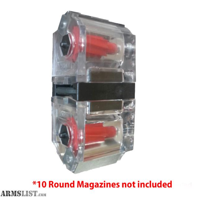 ARMSLIST - For Sale: HTA Magazine Holder/Coupler/Doubler for