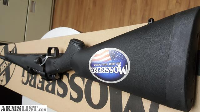 ARMSLIST - For Sale: MOSSBERG PATRIOT 450 BUSHMASTER 20