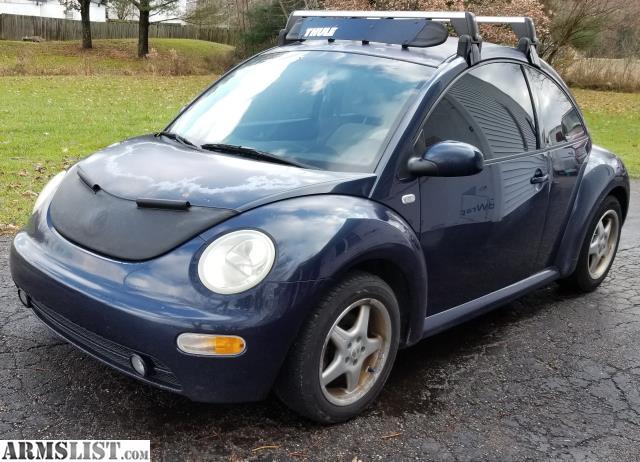 armslist for sale trade 2001 vw beetle tdi diesel. Black Bedroom Furniture Sets. Home Design Ideas