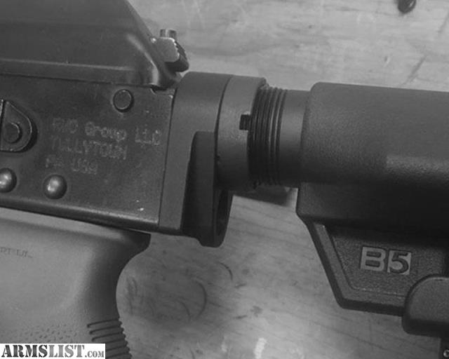 ARMSLIST - For Sale: Definitive Arms AK M4 Stock Adapter