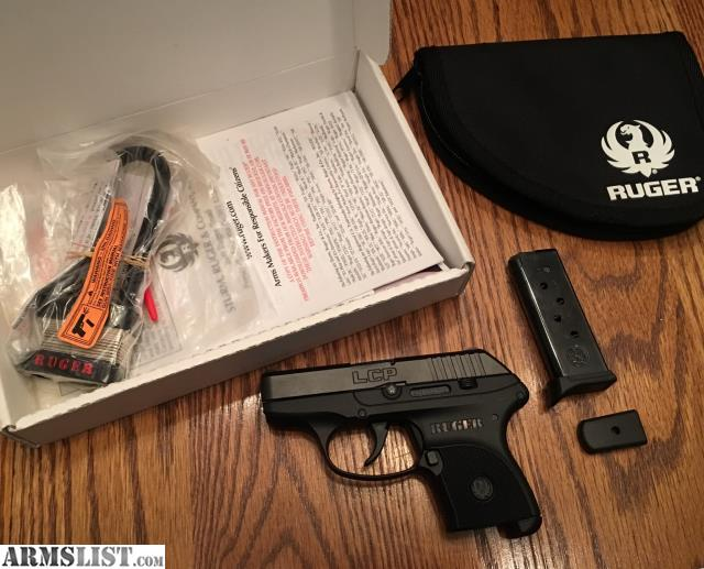 ARMSLIST - For Sale/Trade: Ruger LCP new in box  380
