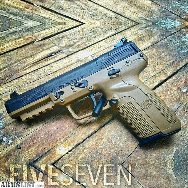 For Sale/Trade: FN Herstal Five-seveN 5.7x28mm