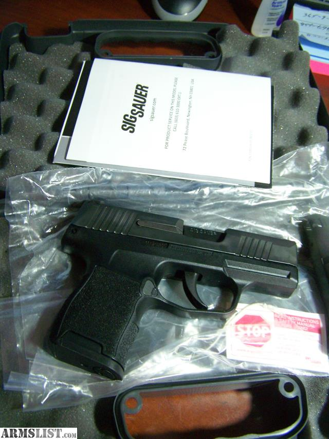 ARMSLIST - For Sale/Trade: SIG P365 GEN 3 9MM MIB