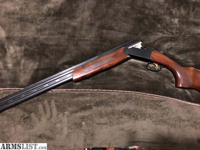 """Armslist for sale: stoeger condor competition 30"""" adjustable comb."""