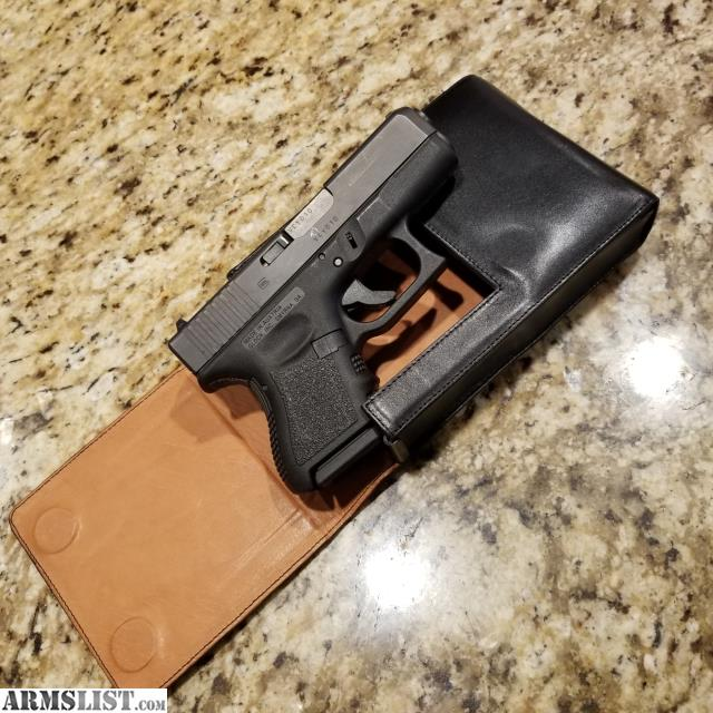 ARMSLIST - For Sale: Glock 26 Sneaky Pete Concealed Holster