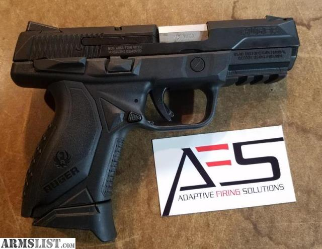 ARMSLIST - For Sale: Ruger American Compact  45ACP