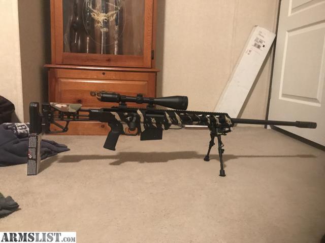 ARMSLIST - For Sale/Trade: Custom Remington 700 Police Tac21