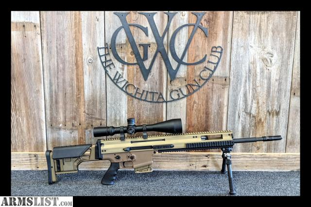 ARMSLIST - For Sale: FN Scar 20S