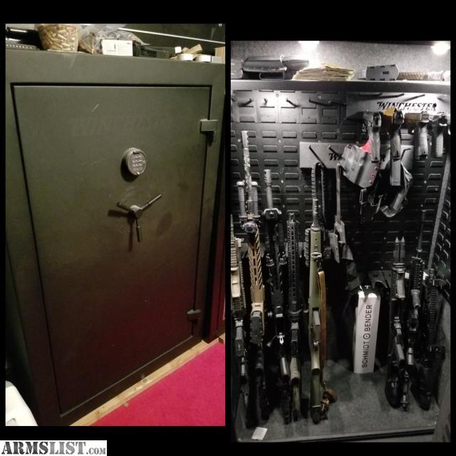 ARMSLIST - For Sale: Winchester Tactical gun safe