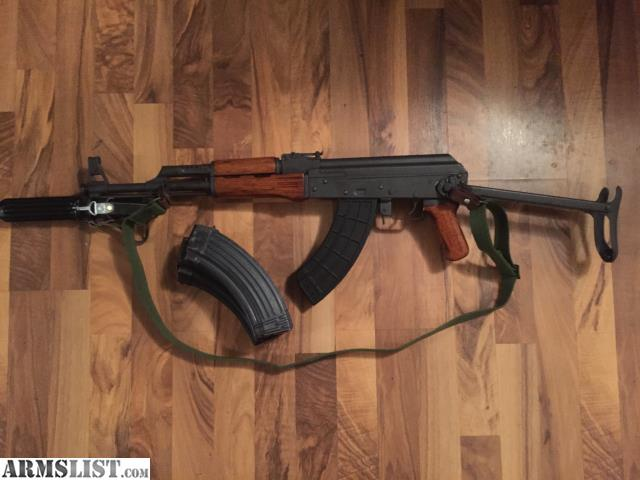 ARMSLIST - For Sale: Chinese pre-band AK-47 under folder all