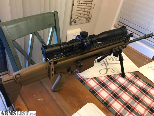 ARMSLIST - For Sale: FN Scar 17