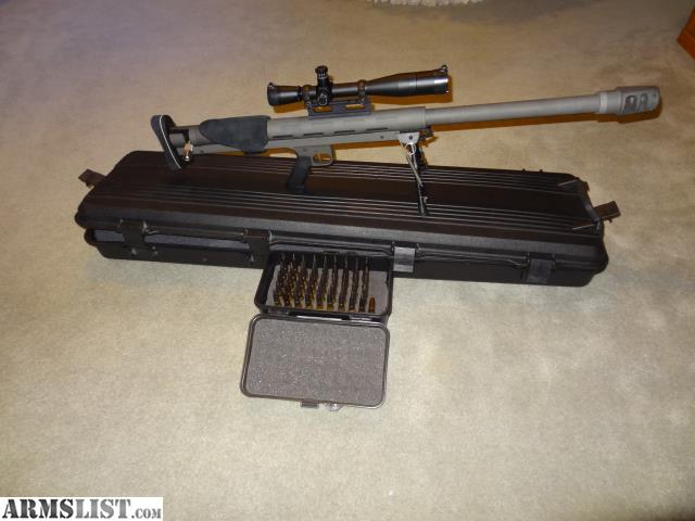 Armslist For Sale Lar Grizzly 50cal Bmg