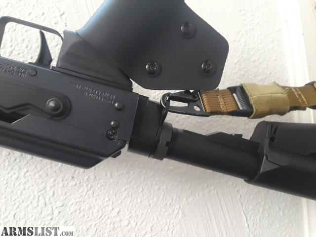 ARMSLIST - For Sale: Canis yugo ak stock adapter