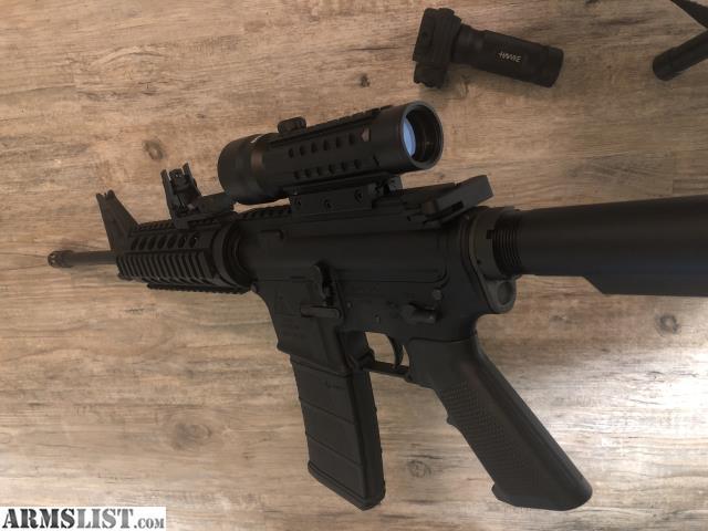 ARMSLIST - For Sale: DEL-TON AR-15/ DTI-15 CAL 5 56x45MM