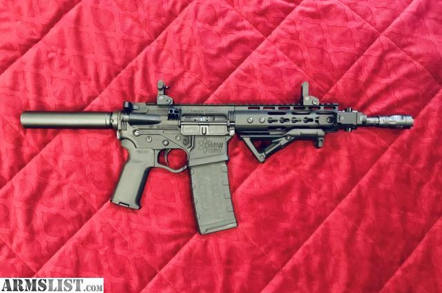 "ARMSLIST - For Sale: AR15 Pistol 10 5"" 5 56"