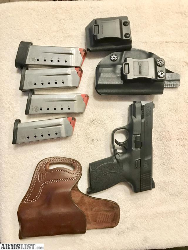 ARMSLIST - For Sale: S&W Shield  45