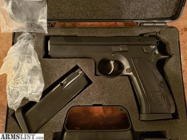 ARMSLIST - For Sale: Cz 97B and Cz 97BD Cajun gun works