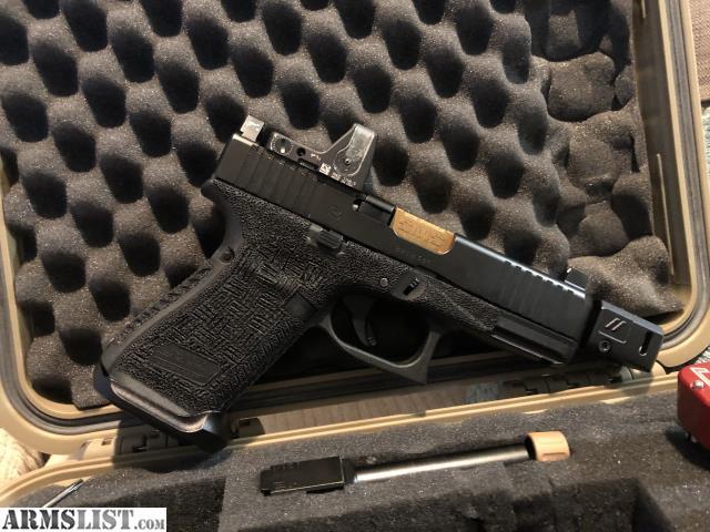 ARMSLIST - For Sale/Trade: Custom Glock 19 gen 5