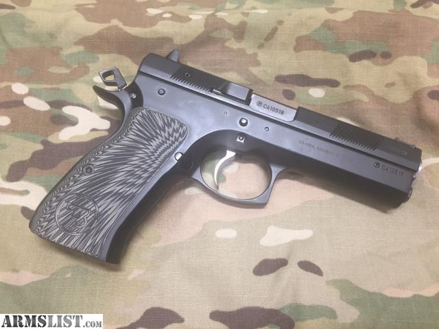 ARMSLIST - For Sale: >>Cajun Gun Works CZ 97B