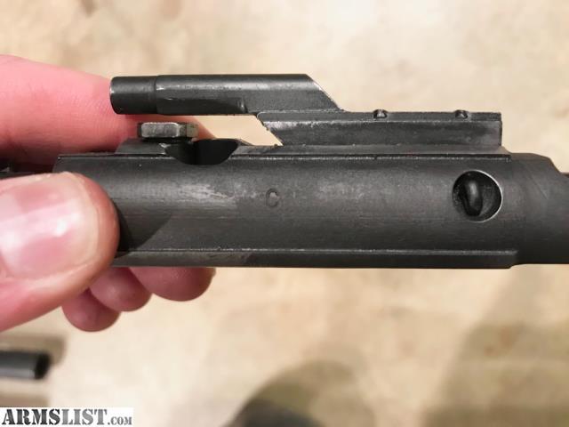 ARMSLIST - For Sale: Genuine Colt BCG