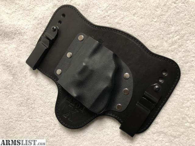 ARMSLIST - For Sale: Ruger LCR IWB with Lasermax holster