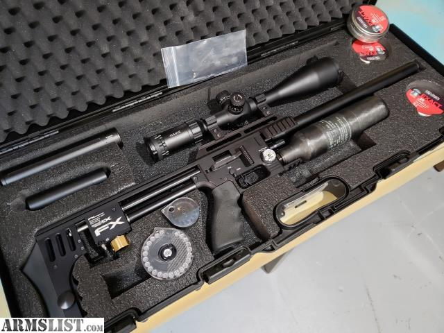 ARMSLIST - For Sale: FX Impact X (can ship inside the US)