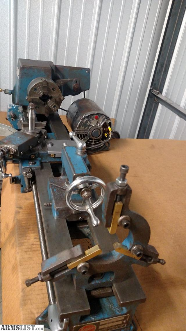 ARMSLIST - For Sale: Atlas clausing metal lathe model 101