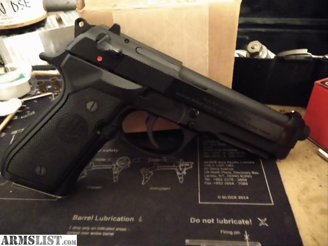 ARMSLIST - For Trade: Beretta 92a1