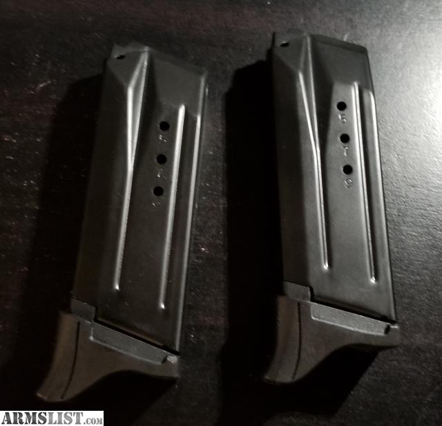 ARMSLIST - For Sale: Ruger SR9C 9mm 10-Round Steel Magazine