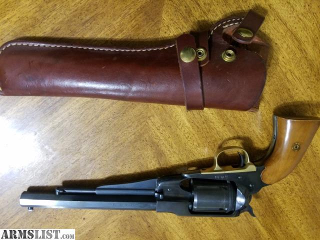 ARMSLIST - For Sale: Navy Arms Co  Remington Model 1858 replica