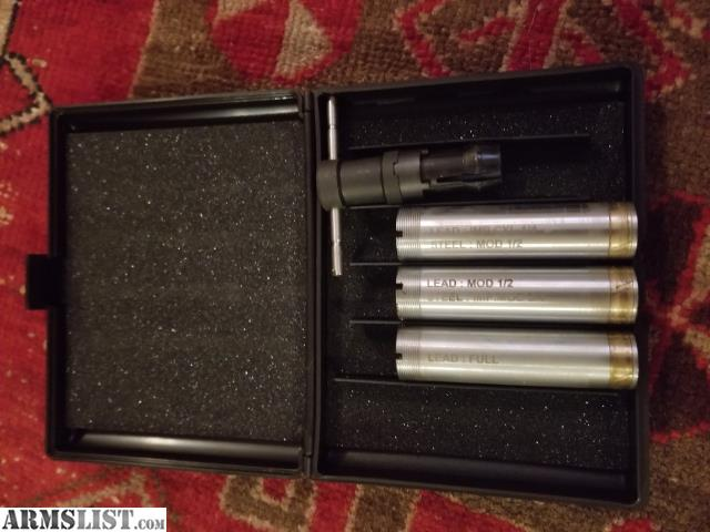 ARMSLIST - For Sale: Browning Invector DS Extended Choke Tubes