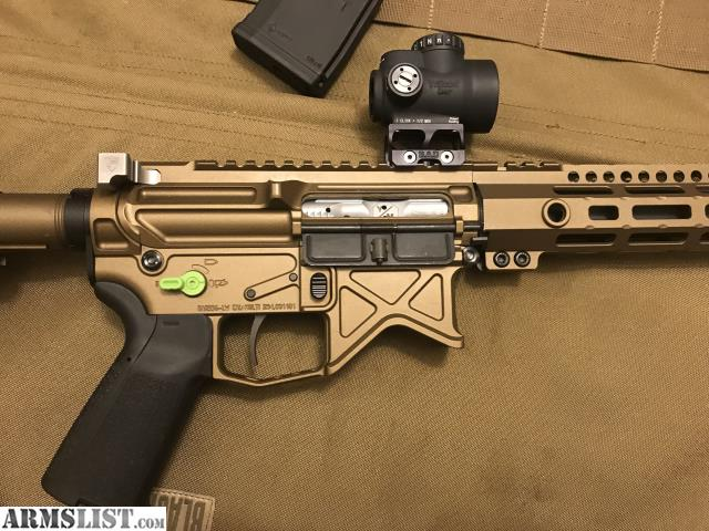 ARMSLIST - For Sale: Custom Lightweight AR-15 / NJ complainant