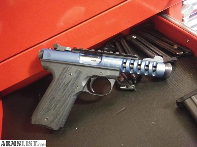 ARMSLIST - For Sale/Trade: Ruger 22/45 lite  Sell or trade