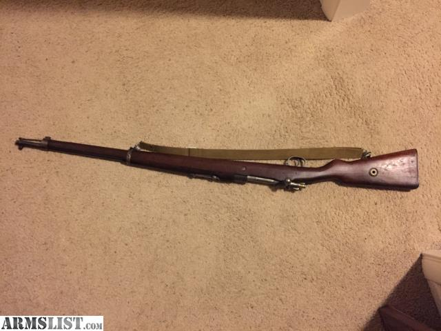 ARMSLIST - For Sale/Trade: German 8mm Mauser