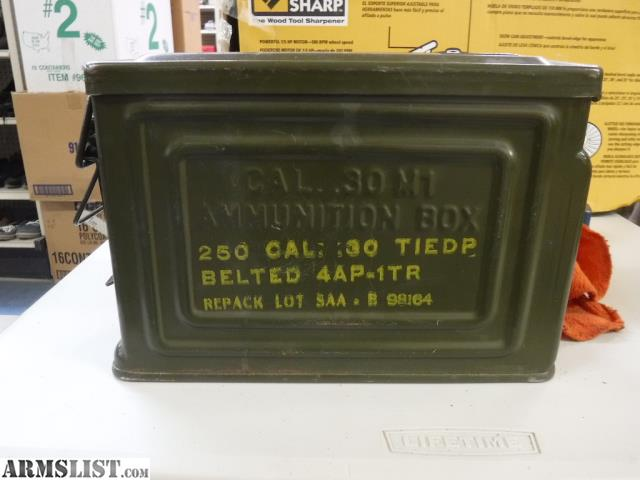 ARMSLIST - For Sale: World War II Ammo Can