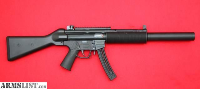 ARMSLIST - For Sale: GSG-522 SD (Steel Frame, not plastic