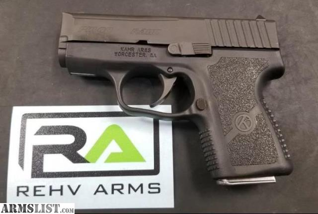 ARMSLIST - For Sale: Kahr Arms PM40 USED