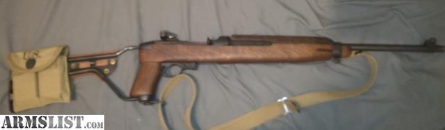 Iver Johnson M1 Carbine Folding Stock Billedgalleri - whitman gelo