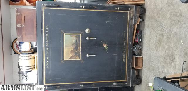 Top Five Antique Safe Doors For Sale - Circus