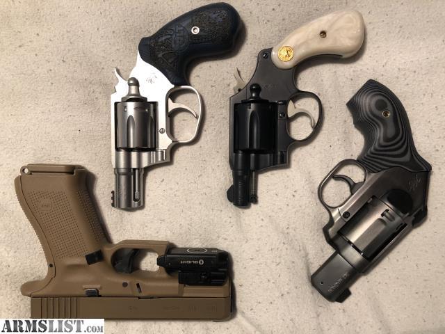 ARMSLIST - For Sale/Trade: Custom Colt Cobra, Detective