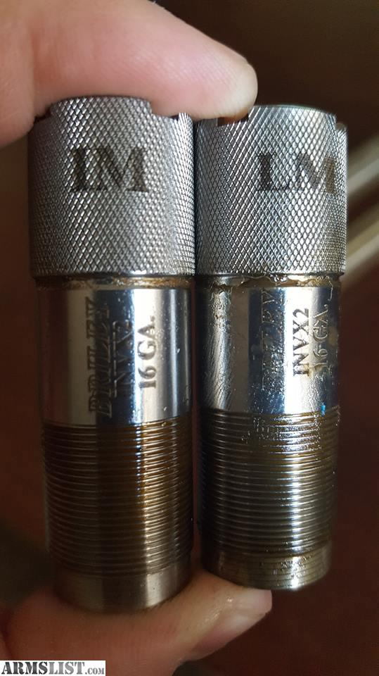 ARMSLIST - For Sale/Trade: Briley extended Choke Tubes