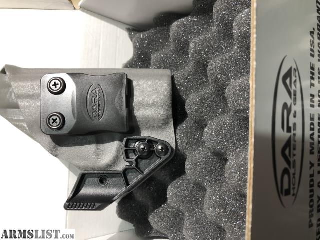 ARMSLIST - For Sale: Dara aiwb holster for shield 9/40