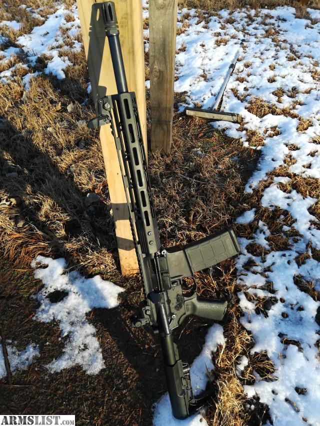ARMSLIST - For Sale/Trade: Custom 9mm AR-15