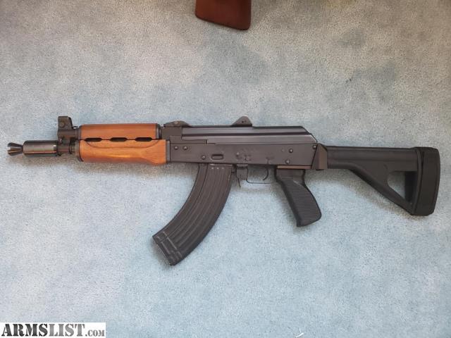 ARMSLIST - For Sale: M92 PAP w/ SOB47 Brace